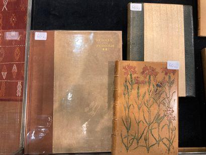 Trois volumes Giono Deux cavaliers de l'orage...