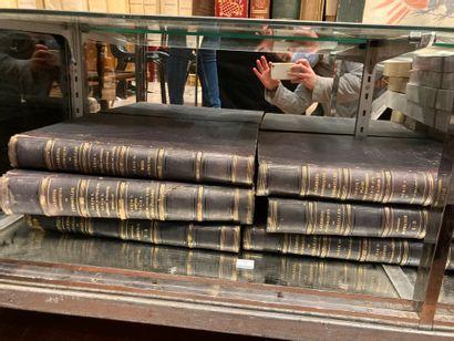 Galerie historiques de Versailles, 6 vol...