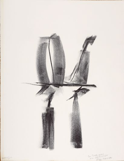 Alain KIRILI (né en 1946)_x000D_  Compositions_x000D_...