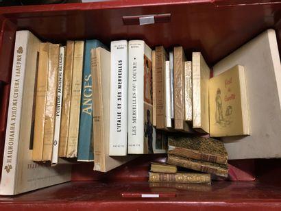 Ensemble de livres d'art russes, Croisière...