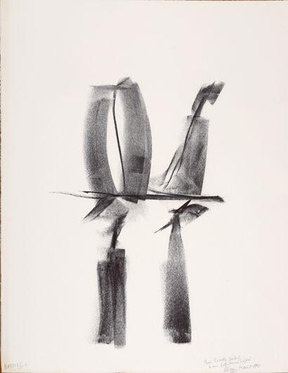 Alain KIRILI (né en 1946)  Compositions  Deux...