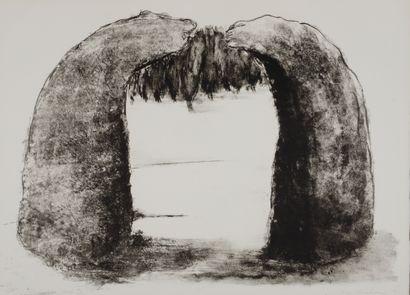 Ivor ABRAHAMS (1935-2015)  Arch I – II- III-...