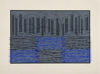 Jésus Rafael SOTO (1923-2005)  Composition...