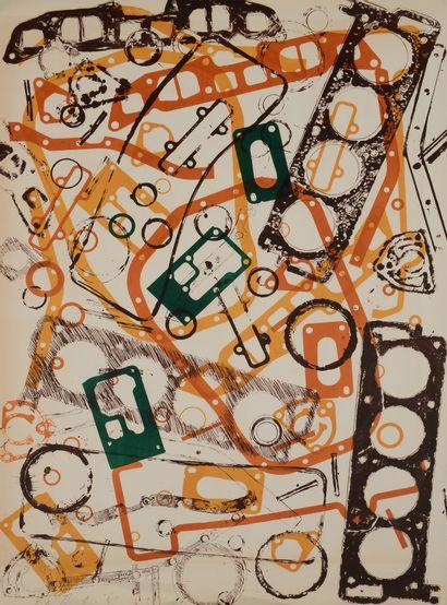 Fernandez ARMAN (1928-2005)  De Culasse,...