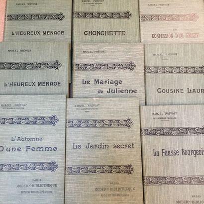 LITTÉRATURE : Collection Paris Modern-Bibliothèque...