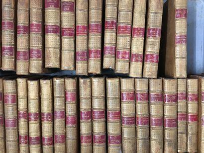 2 manettes de volumes reliés: Voltaire...