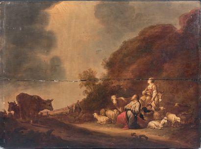 Attribué à Benjamin Gerritsz CUYP (1612-1652)