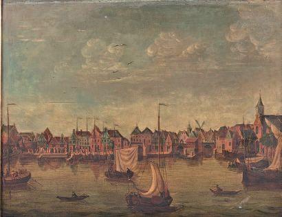 Ecole Hollandaise du début du XiXE siècle