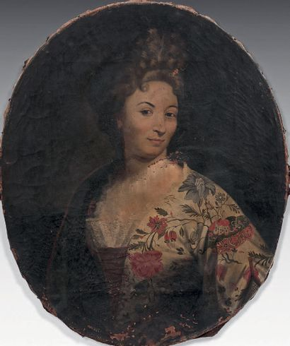 École FRANÇAISE vers 1670
