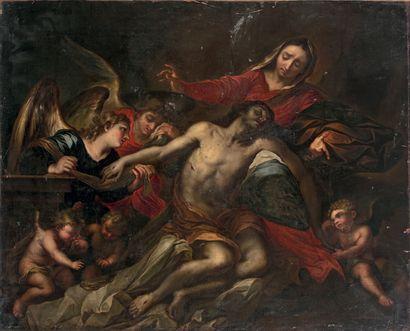 Attribué à Antonio Maria VASSALLO (vers 1620-1664)