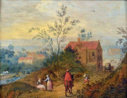 Ecole Flamande du XVIIIe siècle