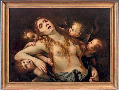 Attribué à Gerolamo FORABOSCO (vers 1631 - vers 1689)