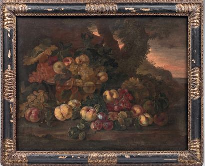Attribué à Giovanni Paolo CASTELLI, dit Lo SPADINO (1659-1730)