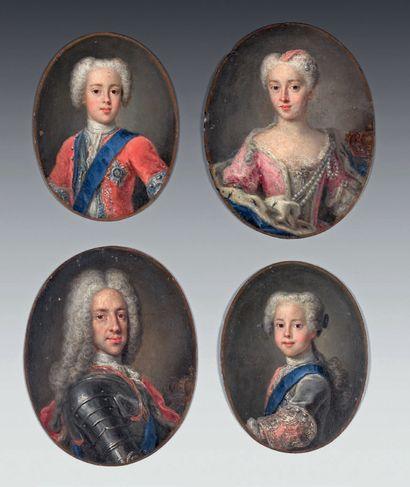 Antonio DAVID (Venise 1698-1750)