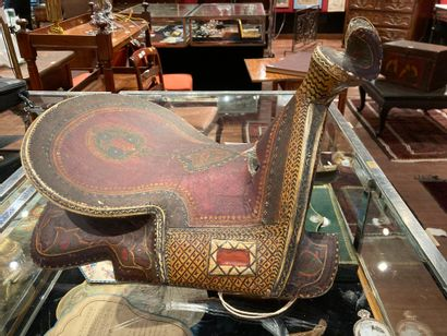 Middle East Saddle wear and tear, minor...