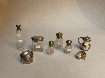 Silver lot comprising: three elements of...