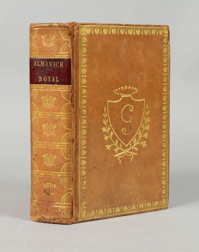 ALMANACH Royal, pour les années 1814 et 1815,...