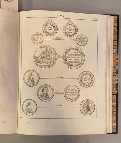 [HENIN]. Histoire numismatique de la Révolution française…, depuis l'ouverture des...