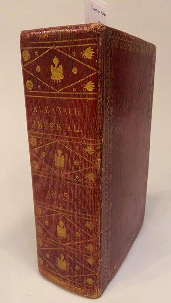 ALMANACH Impérial pour l'année 1813, présenté...