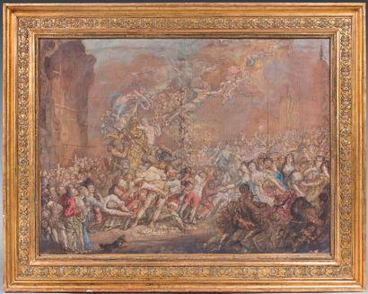JACOB XAVERY (La Haye 1736 - ? après 1775)