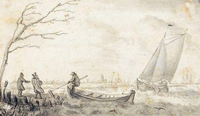 Pieter van EVERDINGEN (Amsterdam vers 1651 - ? après 1739)