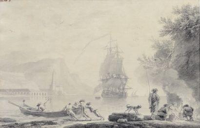 Joseph VERNET (Avignon 1714 - Paris 1789)