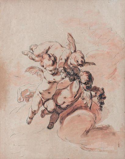 École ITALIENNE du XVIIIe siècle, suiveur de Giovanni Battista TIEPOLO