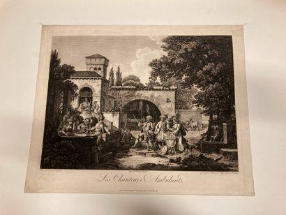 Louis Albert Guillain BACLER D'ALBE (1761-1824) d'après