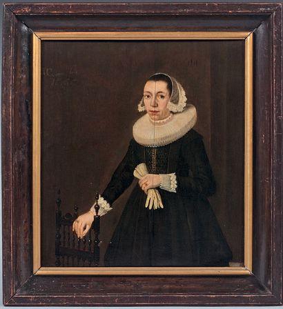 Philippus van CAMPEN (Leeuwarden 1610-vers 1660)