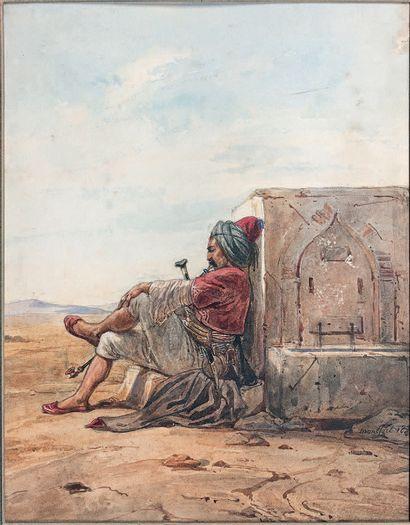 Antoine Alphonse MONTFORT (Paris 1802-1884)