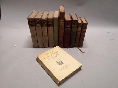 Marquis de FOUDRAS. Fables et apologues. Les gentilhommes chasseurs, 1962. Diane...