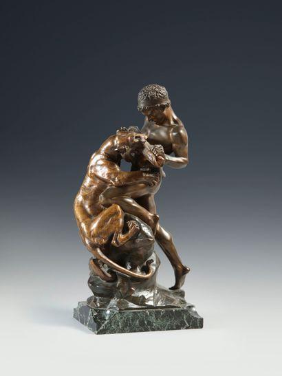 Edouard DROUOT (1859-1945). Lutte pour la...