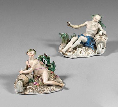 CÉRAMIQUES EUROPÉENNES : Collection Pierre et Jeanne HINTERMEYER - Collection B.P. de l'EST de la FRANCE