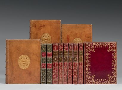 [DESCARTES (René)]. Letters of Mr Descartes. - In which are treated several beautiful...