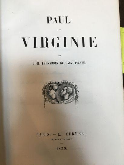 BERNARDIN DE SAINT-PIERRE (Jacques Henri).