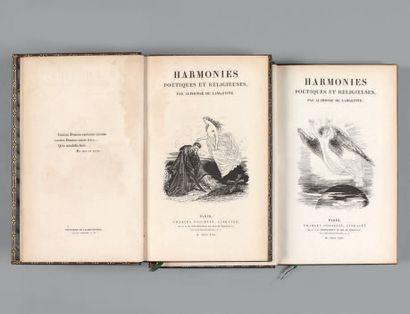 LAMARTINE (Alphonse de).