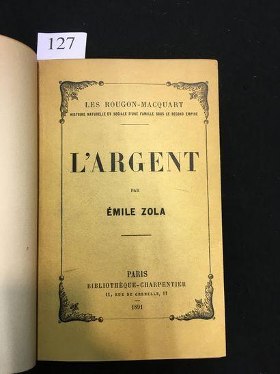 ZOLA (Emile).