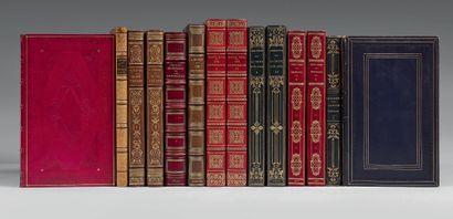 VIGNY (Alfred de). The Fates. Philosophical poems. Paris, Michel Lévy Frères, Libraires-Editeurs,...