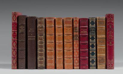 BARBEY D'AUREVILLY (Jules). Les Diaboliques. Paris, E. Dentu, Editor, 1874. In-12,...