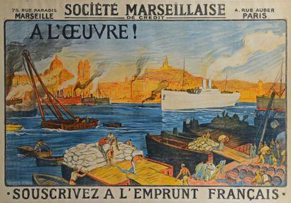Jules Marie Auguste LEROUX (1871-1954)