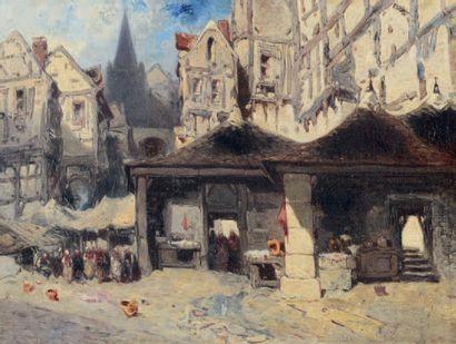 Eugène DESHAYES (1862-1939)