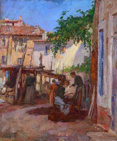 ÉCOLE FRANÇAISE XIXe/XXe siècle