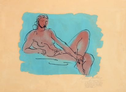 Arno BRECKER (1900-1991)