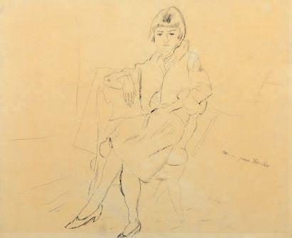 Jules PINCAS dit PASCIN (1885-1930)