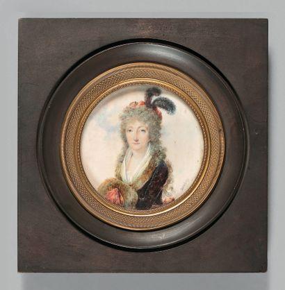 Jean-Baptiste ISABEY (1767-1855).