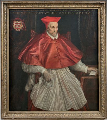 École ITALIENNE du début du XVII e siècle