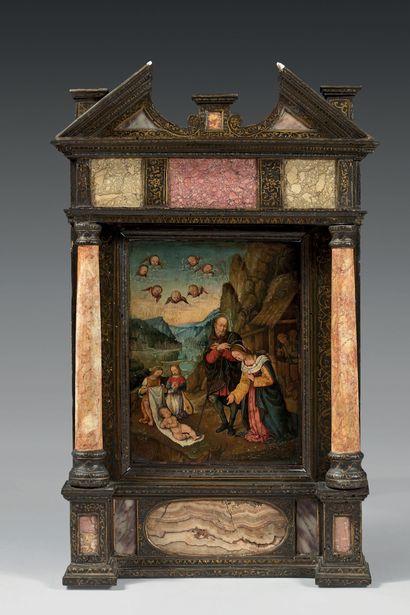 Attribué à Domenico PANETTI (1460-1530)