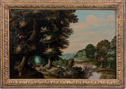 Jasper van der LAANEN (Anvers, 1585 - 1634)