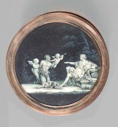 Piat-Joseph SAUVAGE (Tournai, 1744 -1818), entourage de
