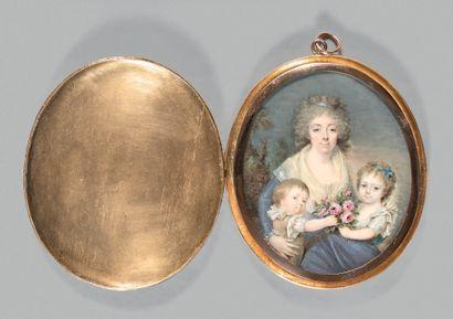 Claude BORNET (Paris, 1733-1804)